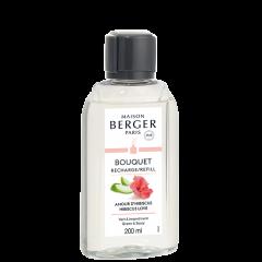 Navulling Parfumverspreider Amour d'Hibiscus