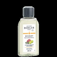 Navulling 200ml Parfumverspreider Envolée d'Agrumes