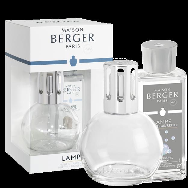 Lampe Berger Giftset Bingo Transparente
