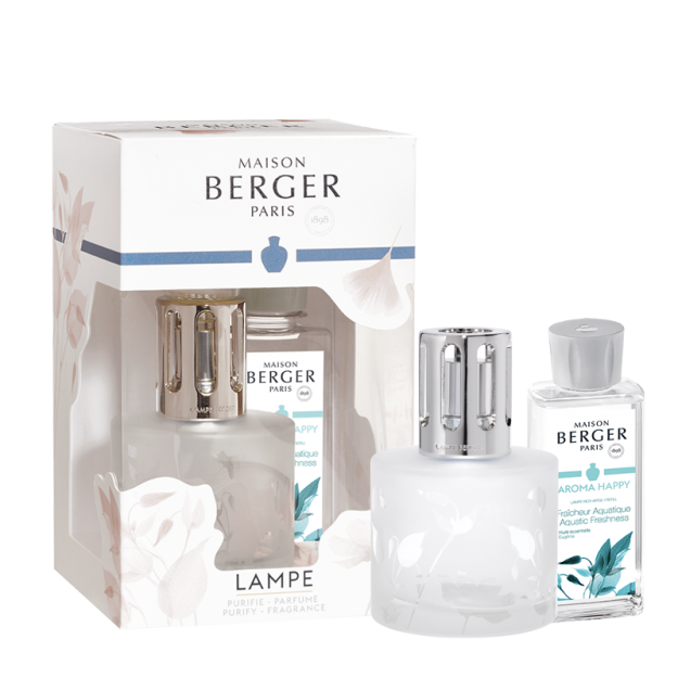 Lampe Berger Giftset Aroma Happy
