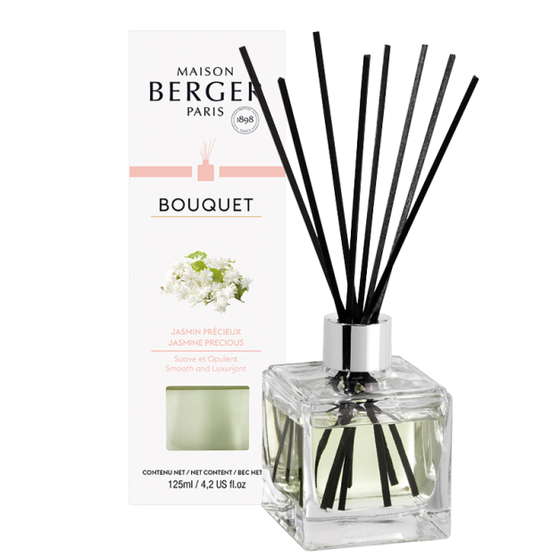 Parfumverspreider Cube Jasmin Précieux