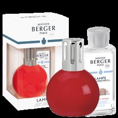 Lampe Berger Giftset Bingo Rouge