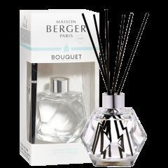 Parfumverspreider Geometry Transparente & Zeste de Verveine