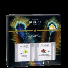 Duopack Parfumverspreider Étincelle - 2 x 200ml